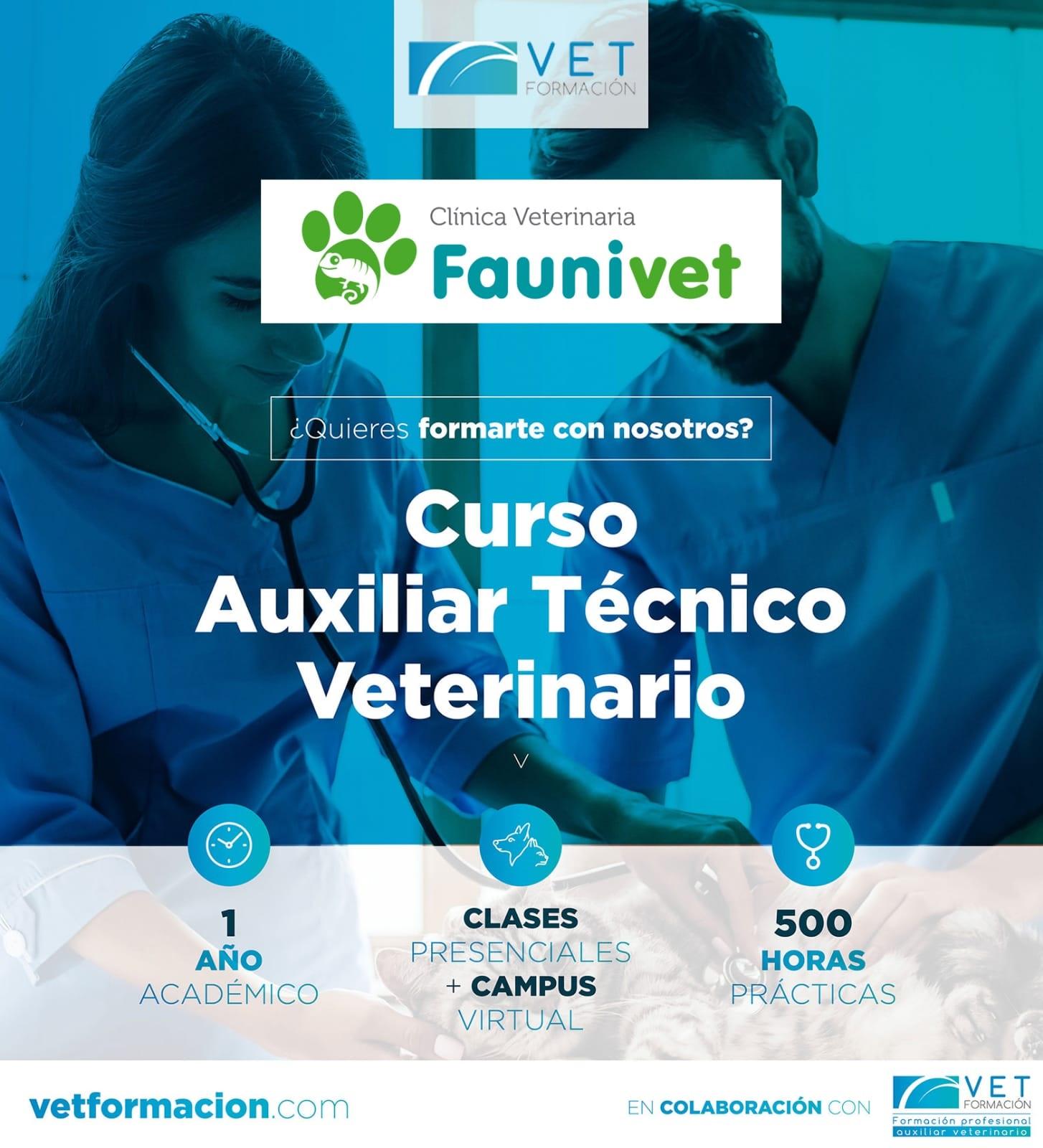 Formación ATV Faunivet